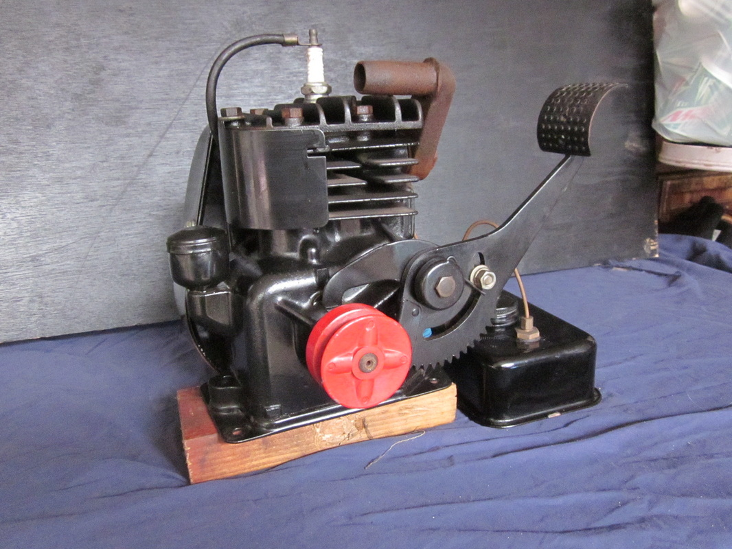 Briggs Stratton 1 Antique Vintage Stationary Have A 145 Horsepower And Engine That Was Picture