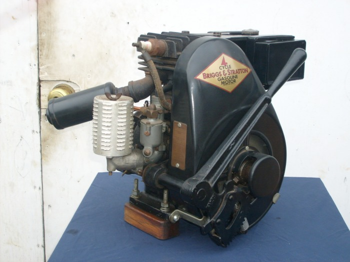 Briggs Stratton 3 Antique Vintage